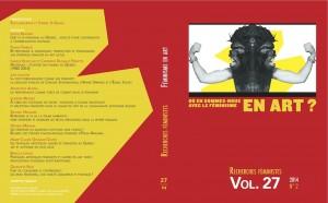 Publication: Recherches Feministes volume 27 numéro 2